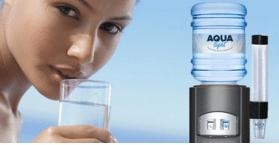 aqualight - waterkoeler