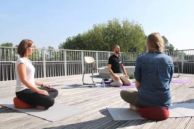 Op zoek naar mindfulness training in Amsterdam?
